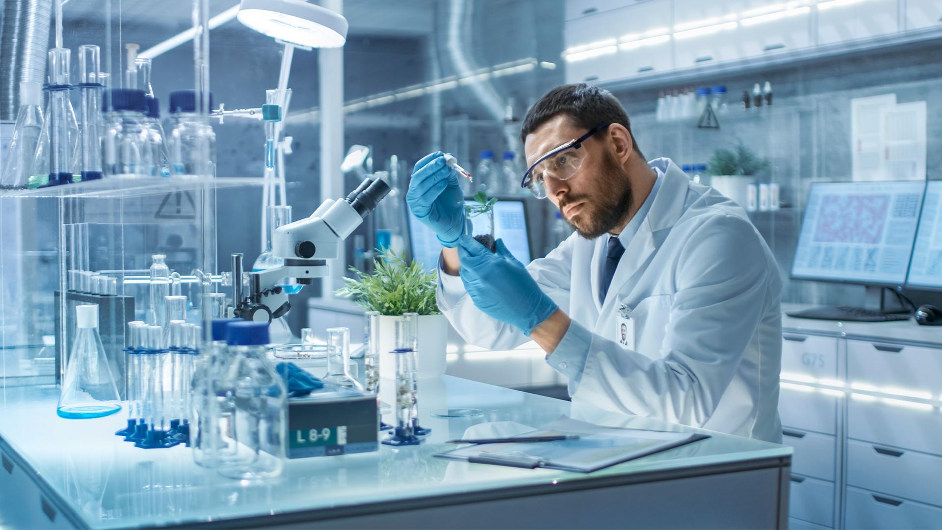 Biotecnologia: o coração do agro