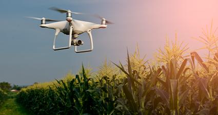 A importância dos drones