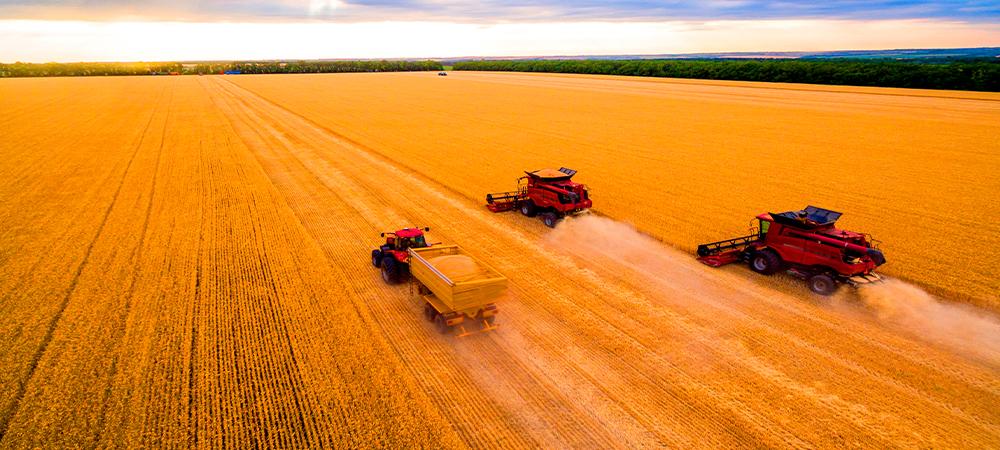 Agilidade nas operações agrícolas